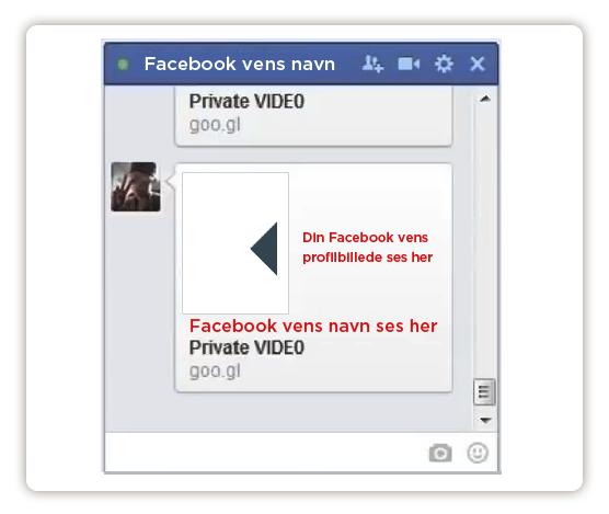 facebook virus chat