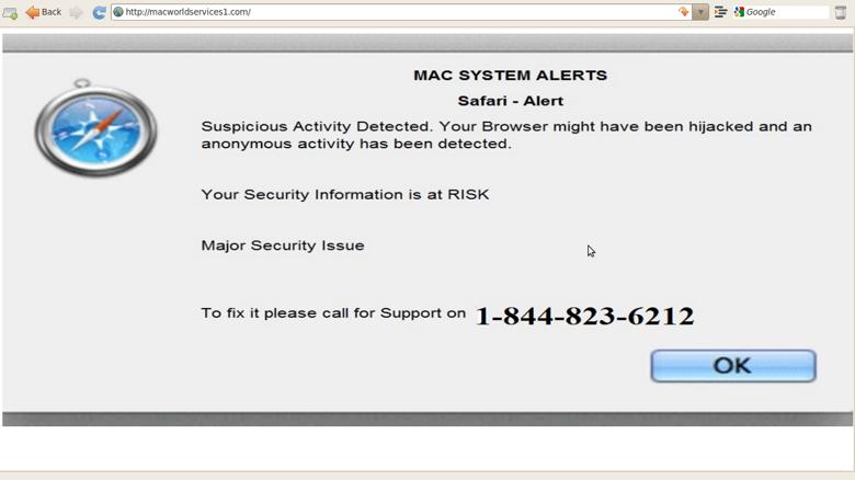 aktuelle trusler mac 3