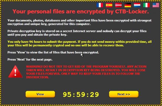 Hijacking af computer